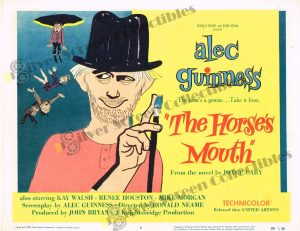 Lobby Card From The Horse's Mouth