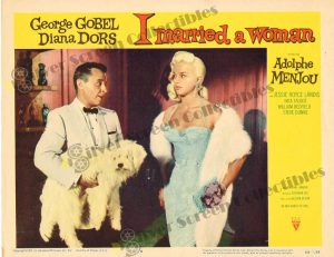 Lobby Card From I Married a Woman