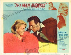 Lobby Card From If a Man Answers