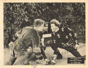 Lobby Card from If I Were King