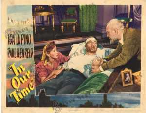 Lobby Card from In Our Time