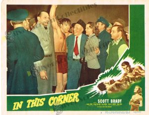 Lobby Card from In This Corner