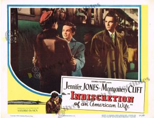 Lobby Card from Indiscretion of an American Wife