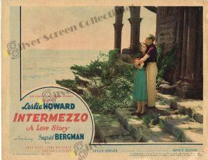 Lobby Card From Intermezzo