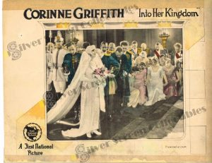 Lobby Card from Into Her Kingdom