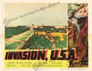 Lobby Card from Invasion