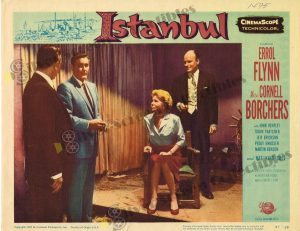 Lobby Card from Istanbul