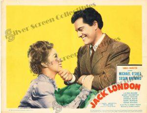 Lobby Card from Jack London