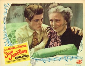 Lobby Card from Jive Junction
