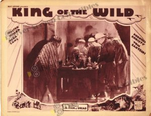 Lobby Card from King of The Wild