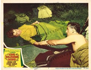 Lobby Card from King Solomon's Mines