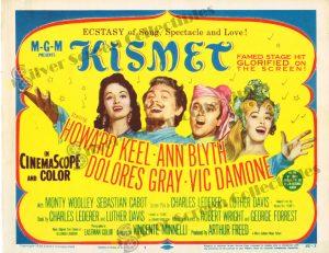 Lobby Card from Kismet