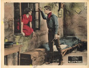 Lobby Card from The Last of The Duanes