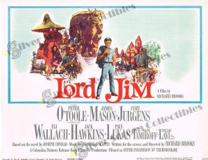Lobby Card from Lord Jim