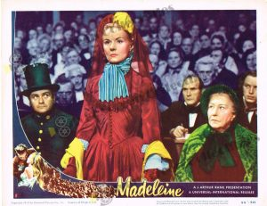 Lobby Card From Madeleine