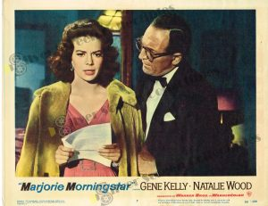 Lobby Card from Marjorie Morningstar