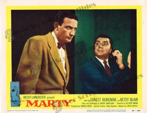 Lobby Card from Marty