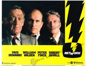Lobby Card from Network