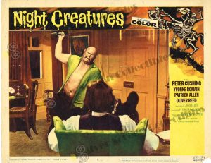 Lobby Card from Night Creatures
