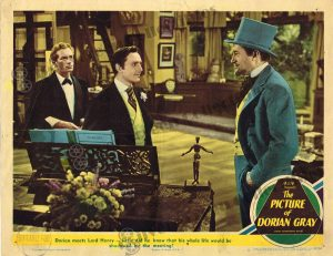Lobby Card from ThePicture of Dorian Gray