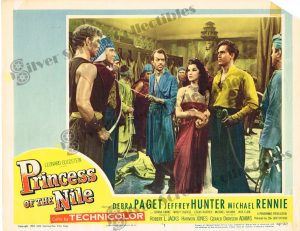 Lobby Card from Princess of the Nile