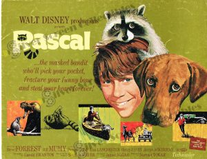 Lobby Card from  Rascal