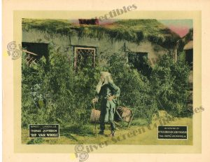 Lobby Card from  Rip Van Winkle