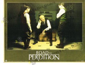 Lobby Card from  Road to Perdition