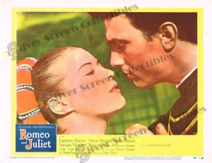 Lobby Card from  Romeo and Juliet