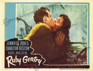 Lobby Card from  Ruby Gentry