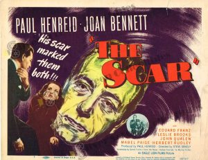 Lobby Card From The Scar