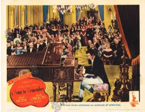 Lobby Card from A Song to Remember