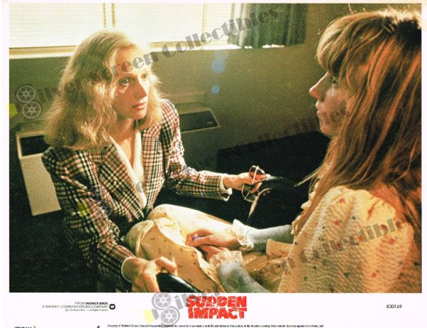 Lobby Card from  Sudden Impact