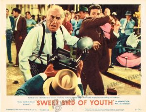 Lobby Card from  Sweet Bird of Youth