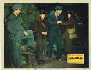 Lobby Card From This Above All