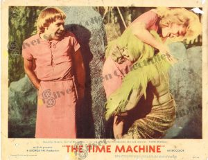 Lobby Card from The Time Machine