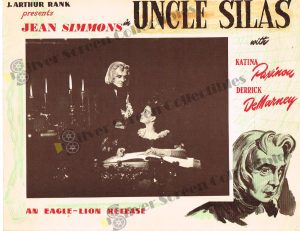 Lobby Card from  The Inheritance