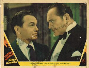 Lobby Card From Unholy Partners