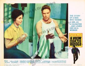 Lobby Card from A View from the Bridge
