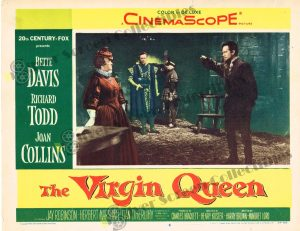 Lobby Card from The Virgin Queen