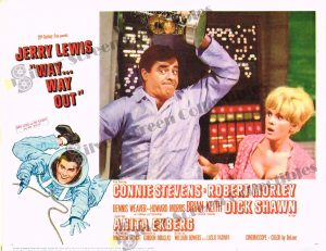 Lobby Card From Way Way Out