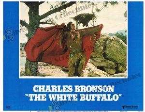 Lobby Card from The White Buffalo