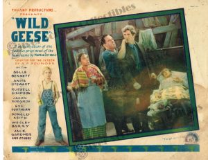 Lobby Card from  Wild Geese