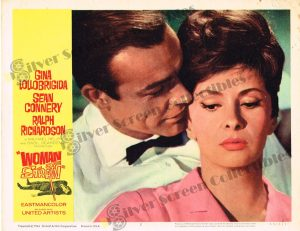 Lobby Card From Woman of Straw