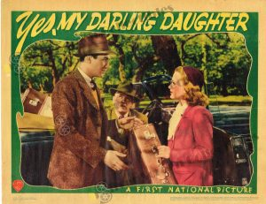Lobby Card From Yes