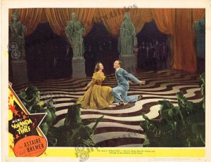 Lobby Card from  Yolanda and the Thief