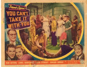 Lobby Card From You Can't Take it With You