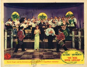 Lobby Card from  You Were Never Lovelier