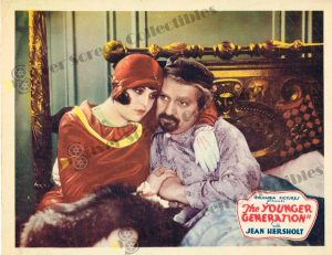 Lobby Card from The Younger Generation