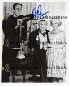 Photo Signed by Al Lewis